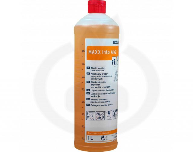 ecolab detergent maxx2 into alk 1 l - 5