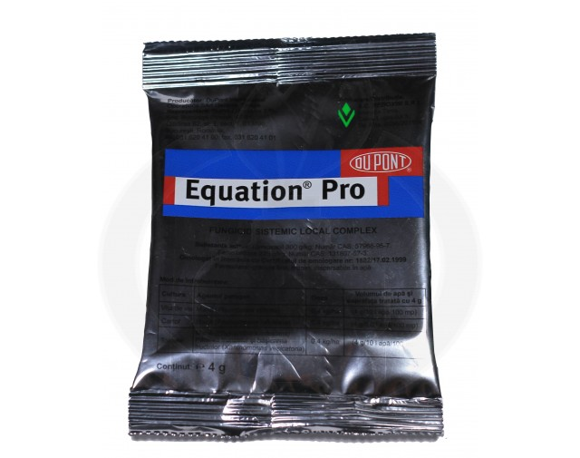 dupont fungicid equation pro 4 g - 2