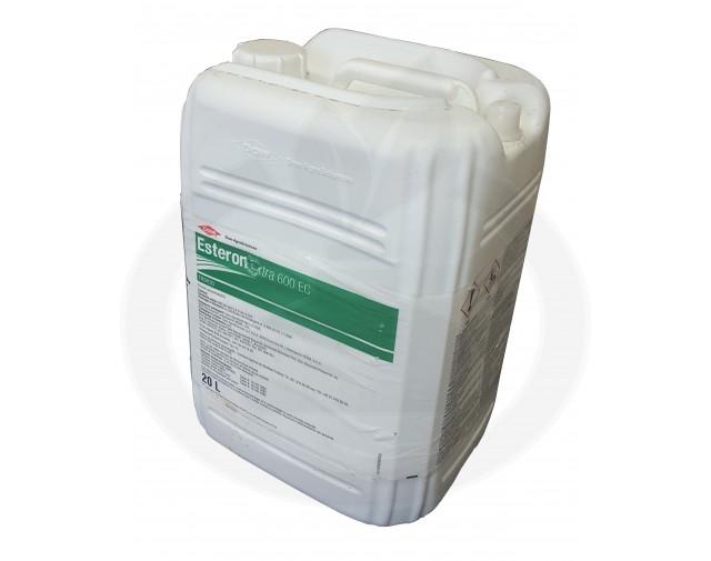 dow agro sciences erbicid esteron extra 600 ec 20 litri - 2