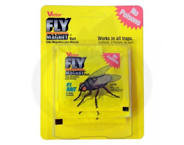 woodstream capcana rezerva victor fly magnet 4 g 3 plicuri - 1
