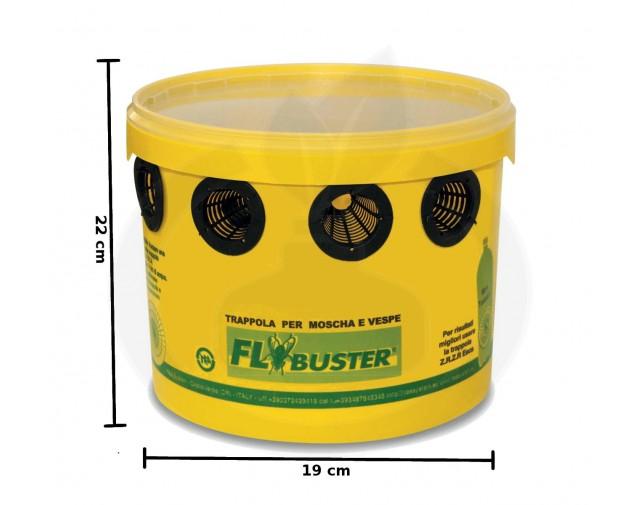 odortec capcana flybuster muste - 7