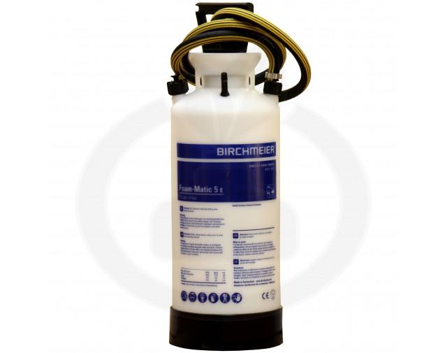 birchmeier aparatura pulverizator foam matic 5e - 5