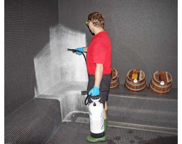 birchmeier aparatura pulverizator foam matic 5e - 6
