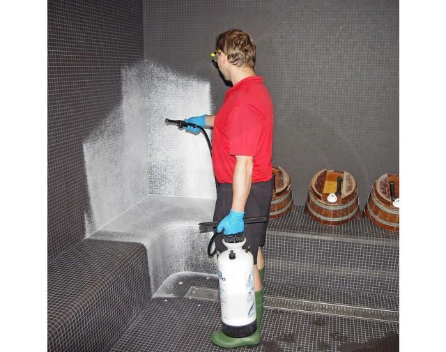 birchmeier aparatura pulverizator foam matic 5e - 12