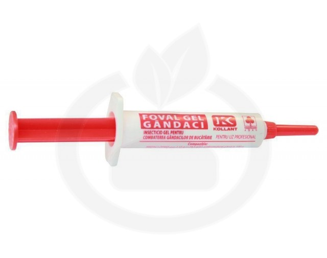 kollant insecticid foval victor gel 35 g