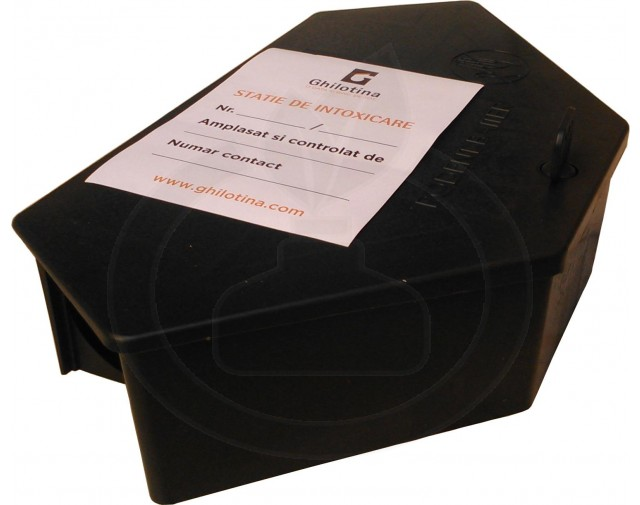 ghilotina statie s10 eticheta - 2