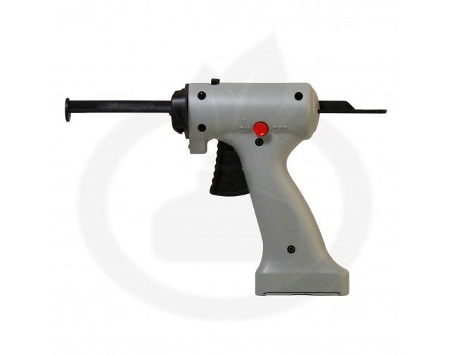ghilotina aparatura pistol aplicator gel tga uv led 03 - 7