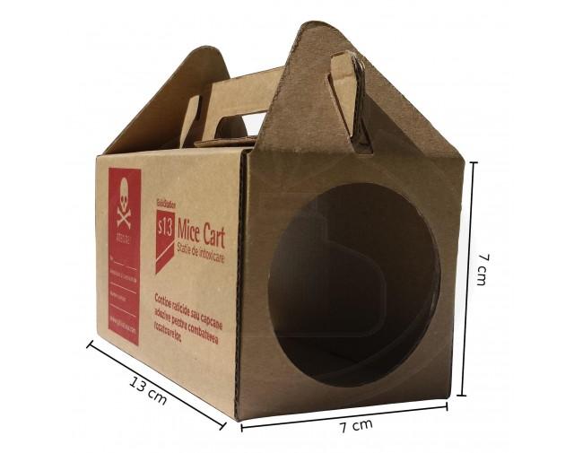 ghilotina statie s13 mice cart - 3