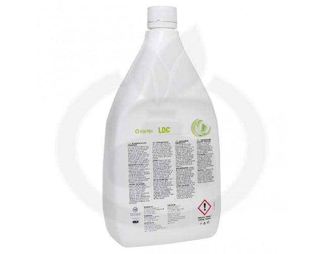 gnld detergent profesional ldc delicat 1 litru - 3