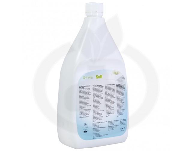 gnld detergent profesional soft balsam rufe 1 litru - 4