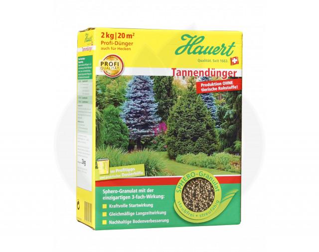 hauert ingrasamant conifere arbusti decorativi 2 kg - 2