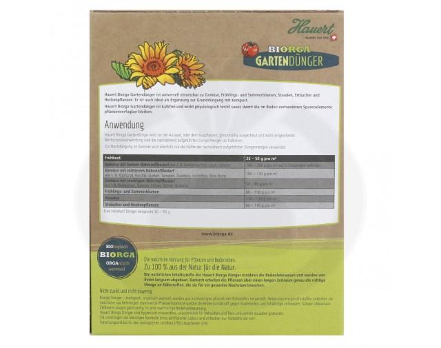hauert ingrasamant organic legume 1.5 kg - 4