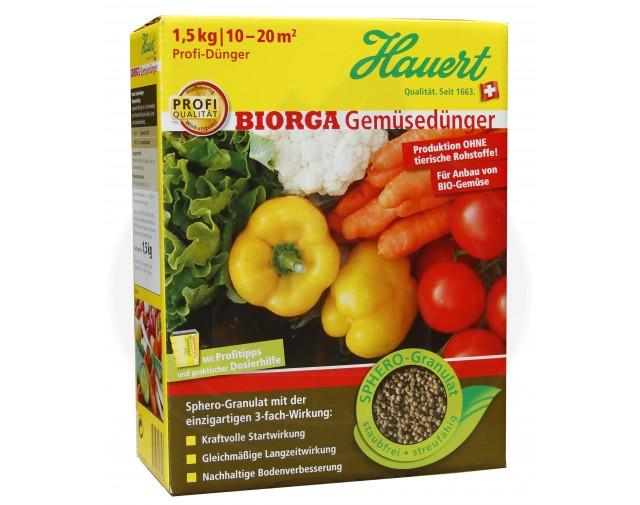 hauert ingrasamant organic legume 1.5 kg - 2