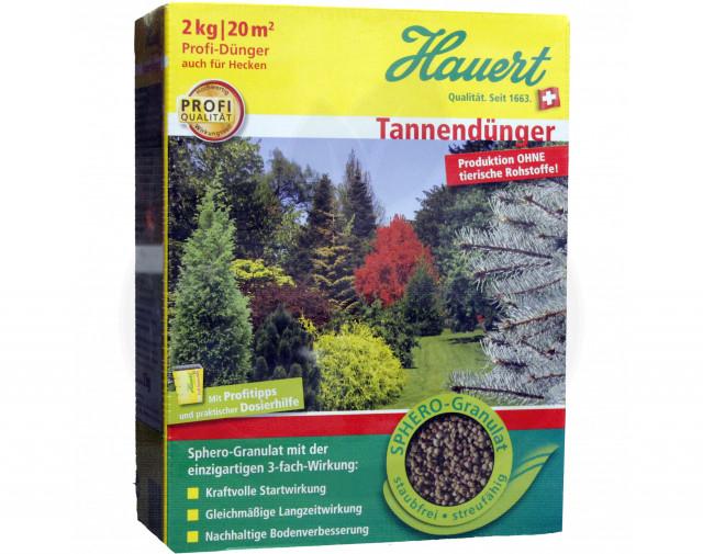 hauert ingrasamant conifere arbusti decorativi 1 kg - 3