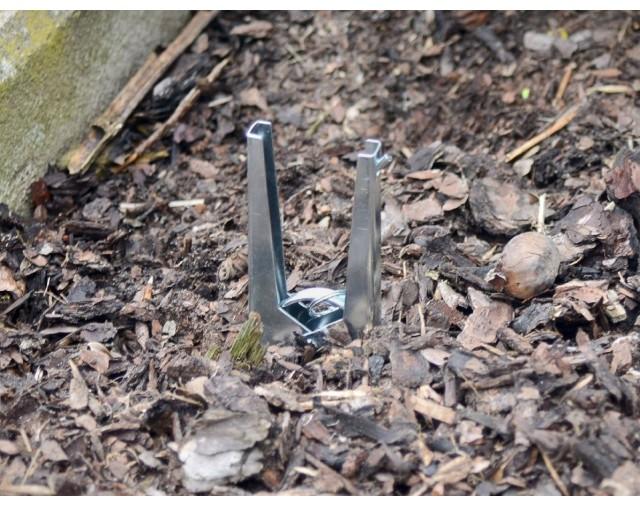 woodstream capcana victor scissor mole trap cartite - 2