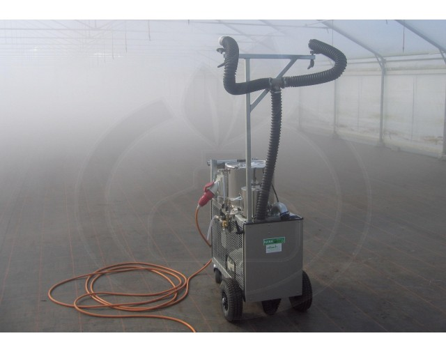 igeba aparatura ulv generator u 40 hd e - 4