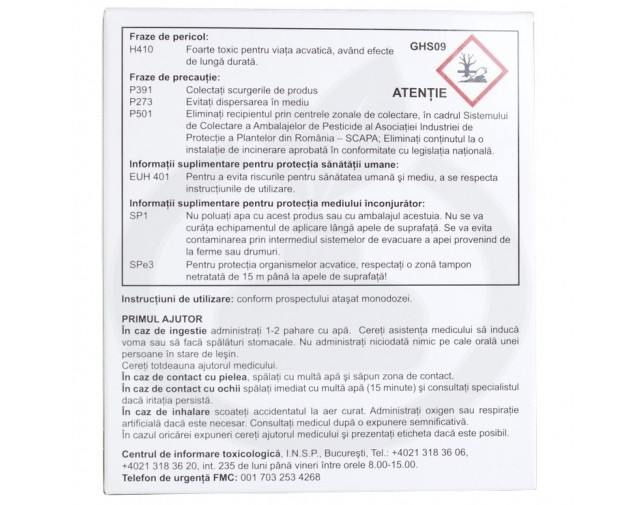 dupont insecticid agro coragen 20 sc 25 ml - 2