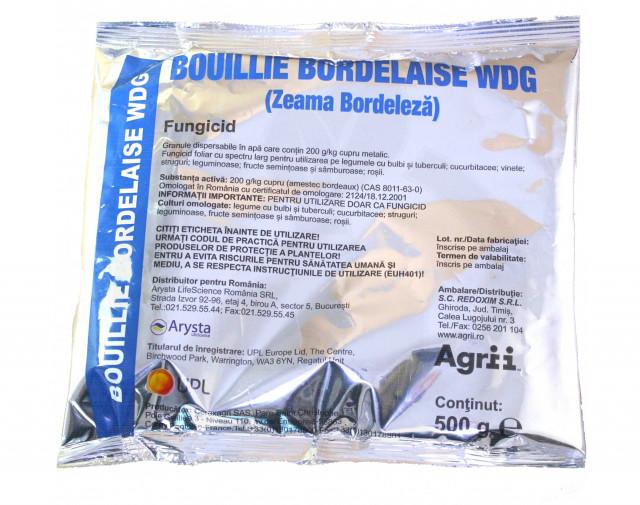 upl fungicide bouille bordelaise wdg 500 g - 1