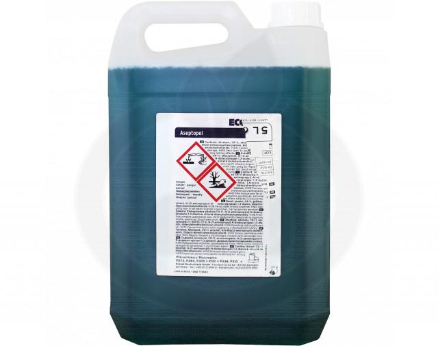 ecolab disinfectant aseptopol el 75 5 l - 2