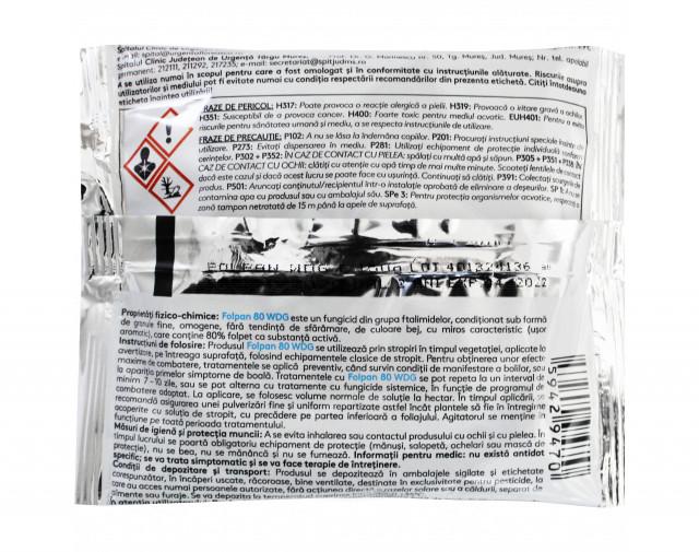 adama fungicid folpan 80 wdg 150 g - 2