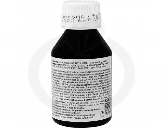 ascenza insecticide crop deltasap 2 5 ec 100 ml - 2