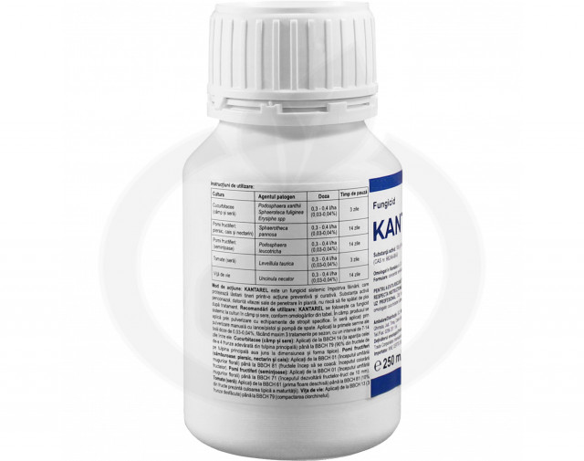 tradecorp fungicide kantarel 250 ml - 1