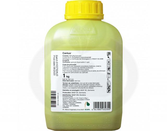 basf fungicid cantus 1 kg - 4