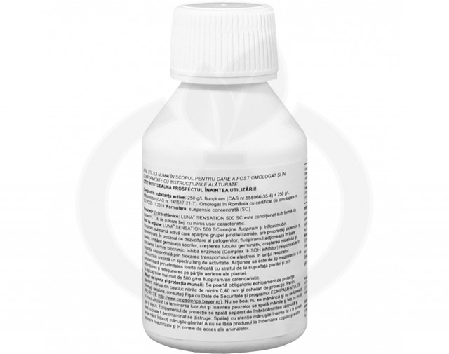 bayer fungicide luna sensation 500 sc 100 ml - 4