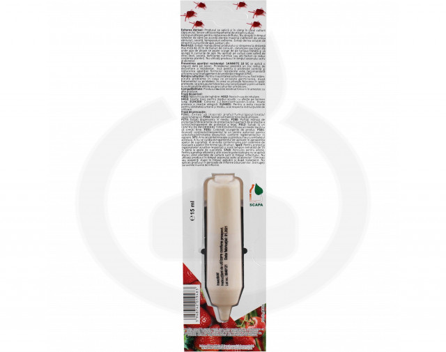 nissan chemical insecticide crop sanmite 10 sc 15 ml - 2