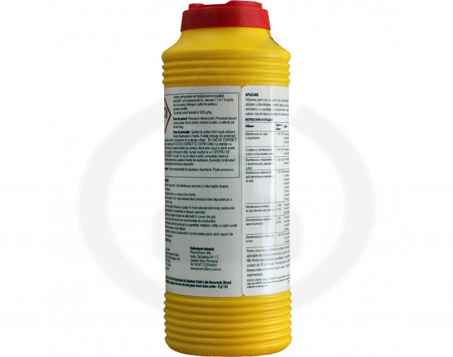 dupont disinfectant virkon s powder 500 g - 5