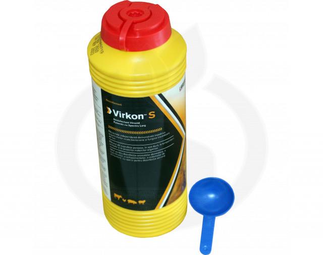 dupont disinfectant virkon s powder 500 g - 6