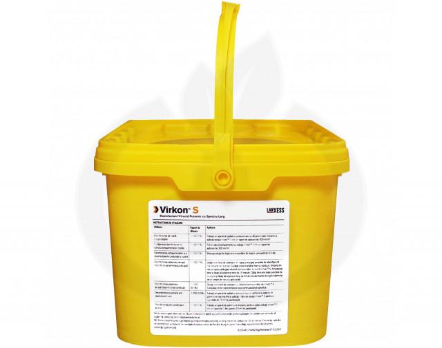 dupont disinfectant virkon s 5 kg - 3