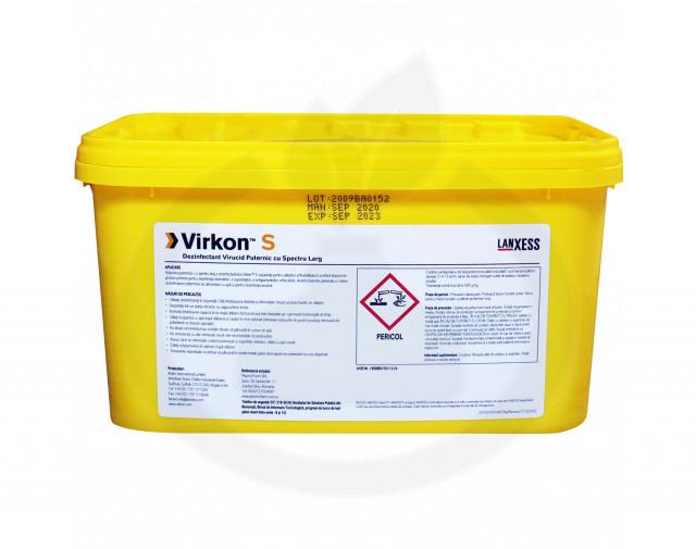 dupont disinfectant virkon s 5 kg - 4