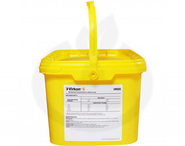 dupont disinfectant virkon s 5 kg - 5