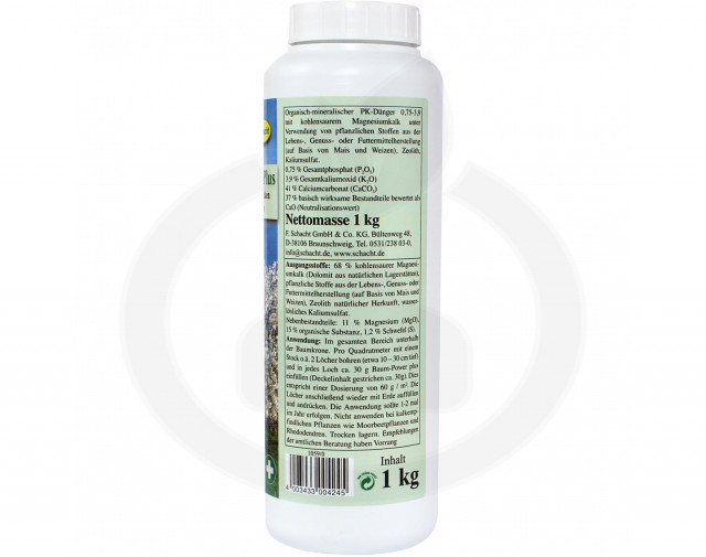 schacht fertilizer tree power plus baum 1 kg - 4
