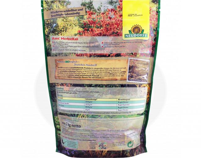mack bio agrar fertilizer 0 0 40 azet herbstkali 2 kg - 3