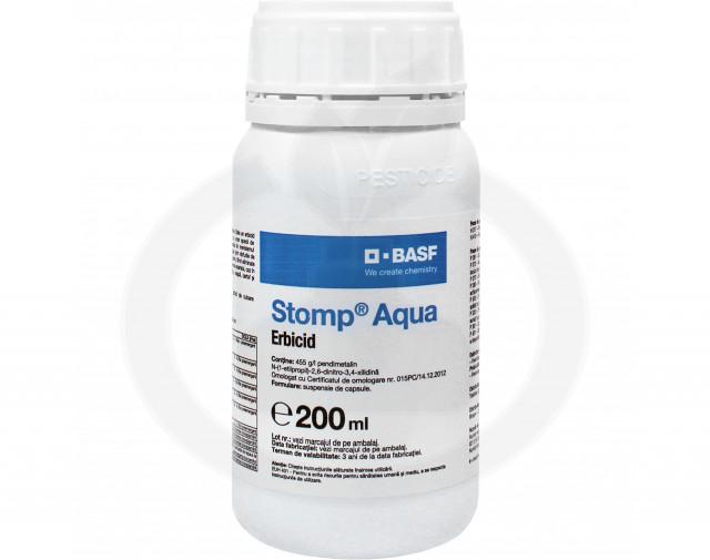 basf erbicid stomp aqua 200 ml - 1