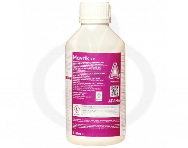 adama insecticid agro mavrik 2 f 1 litru - 2
