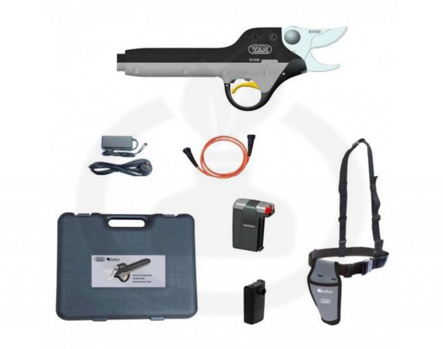 volpi grafting electric pruner kv501 - 2