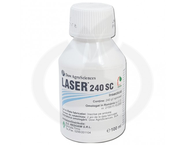 dow agro sciences insecticid agro laser 240 sc 100 ml - 3