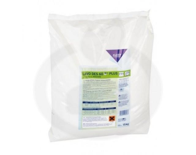 kleen purgatis detergenti profesionali lavo des 60 plus 15 kg - 2
