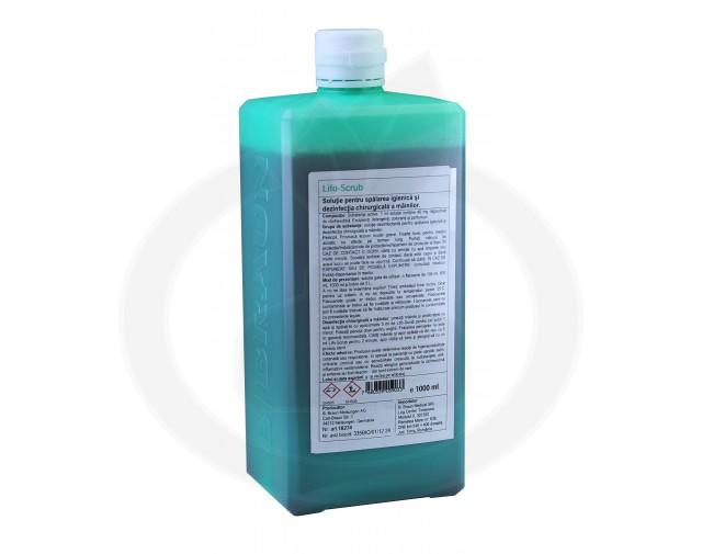 b.braun dezinfectant lifo scrub 1 litru - 2