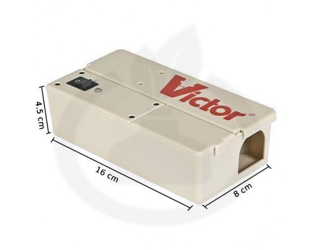 woodstream capcana victor electronic m250pro soareci - 4