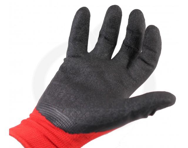 ogrifox protectie manusi ox lateks textura ridata latex1 - 2