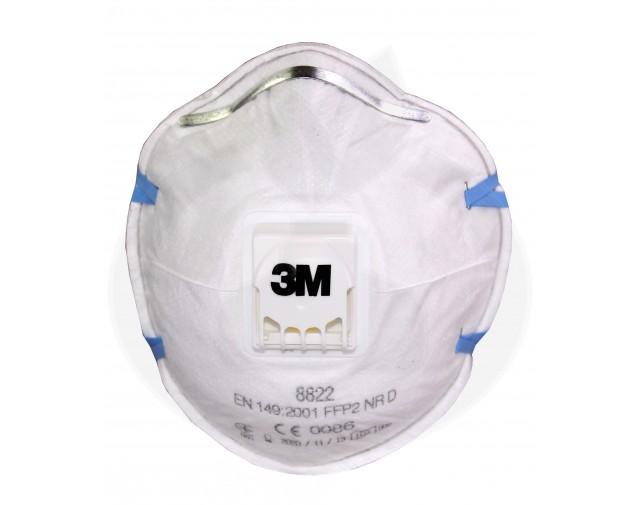 3m protectie masca semi 8822 filtru hepa - 2