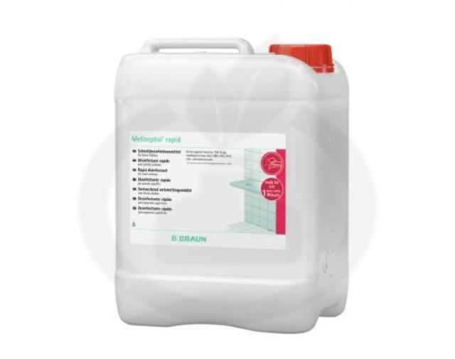b.braun dezinfectant meliseptol rapid 5 litri - 2
