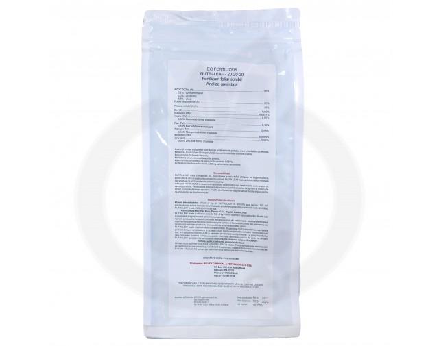 miller ingrasamant nutri leaf 20 20 20 2 kg - 3