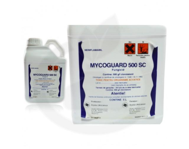 arysta lifescience fungicid mycoguard 500 sc 5 litri - 2