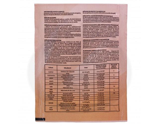 nippon soda acaricid mospilan 20 sg 1.5 g - 6