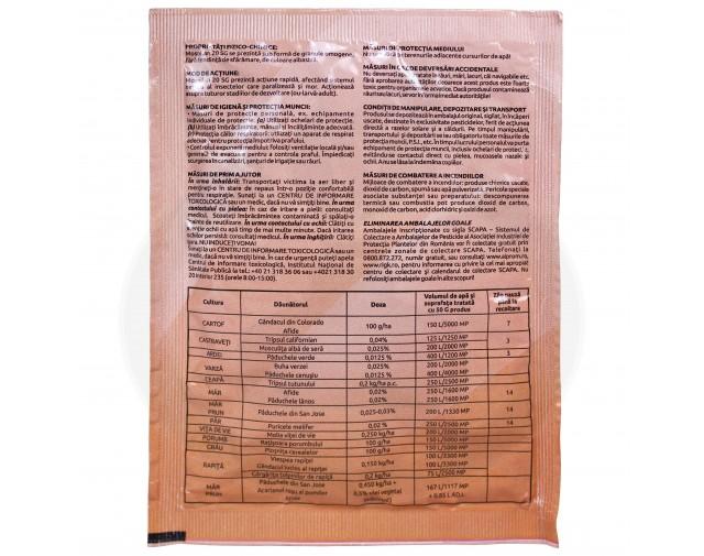 nippon soda acaricid mospilan 20 sg 50 g - 4